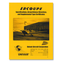 ESS   ERCOUPE SPECIFICATIONS, ADS, AND STCS