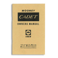 MWM69   MOONEY 1969 M-10 OWNERS MANUAL