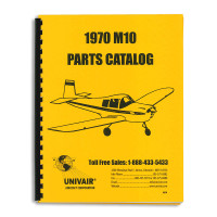 MPM   MOONEY M-10 PARTS CATALOG