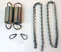 U3239A-101   TAILWHEEL SPRING CONNECTOR KIT - PIPER