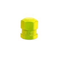 637   VALVE CAP (YELLOW METAL)