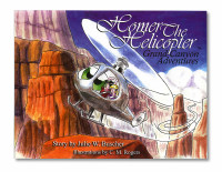 HOMER THE HELICOPTER - GRAND CANYON ADVENTURE