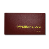ASA-SE-1   STANDARD ENGINE LOG - SOFT COVER