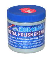 500-12   BLUE MAGIC METAL POLISH CREAM
