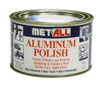 MET-ALL   ALUMINUM POLISH - 1 LB CAN