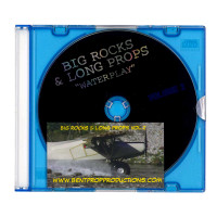 DVD-ROCKS/PROP-II   BIG ROCKS AND LONG PROPS VOL. 2