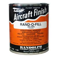 RANDOLPH G-6303 RAND-O-FILL BUTYRATE - SILVER