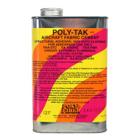 POLY-TAK FABRIC CEMENT