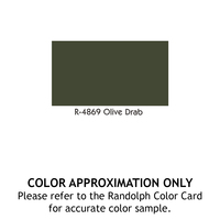 RANDOLPH COLORED BUTYRATE DOPE - OLIVE DRAB