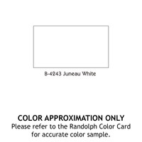 RANDOLPH COLORED BUTYRATE DOPE - JUNEAU WHITE