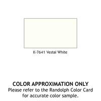 RANDOLPH COLORED BUTYRATE DOPE - VESTAL WHITE