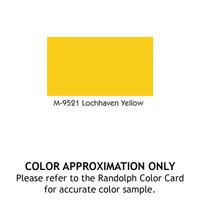 RANDOLPH COLORED BUTYRATE DOPE - LOCKHAVEN YELLOW