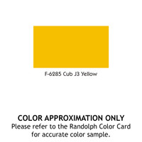 RANDOLPH COLORED BUTYRATE DOPE - CUB J3 YELLOW