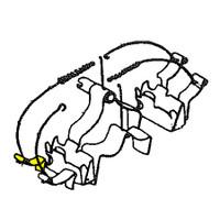 415-40412   ERCOUPE FRONT BARREL STRAP