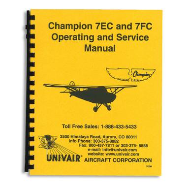 7esm aeronca 7ec fc service manual univair aircraft corporation rh univair com aeronca champion maintenance manual aeronca chief service manual