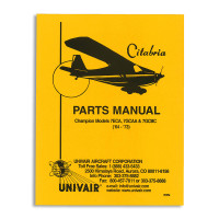 aeronca manuals citabria univair aircraft corporation rh univair com
