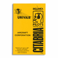 7CWM   CITABRIA 1975-1977 PILOTS OPERATING MANUAL
