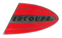 415-00011   ERCOUPE NAMEPLATE - RIGHT