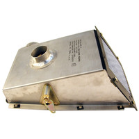 U4-601-1   AERONCA AIR INTAKE BOX WITH FILTER