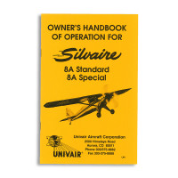 L8A   LUSCOMBE 8A OWNERS MANUAL