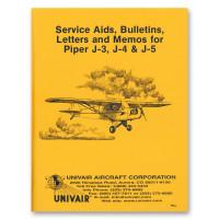 Piper - Piper J-4 - Manuals - Univair Aircraft Corporation