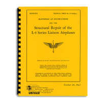 01-140DA-3   PIPER L-4 STRUCTURAL REPAIR MANUAL