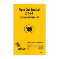 J3WM   PIPER J3C-65 OWNERS MANUAL