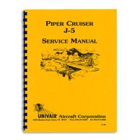 J5SM   PIPER J-5 SERVICE MANUAL