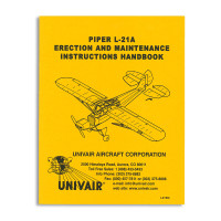 L21EM   PIPER L-21A ERECTION AND MAINTENANCE MANUAL