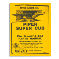 18PM   PIPER PA-18 PARTS MANUAL