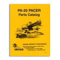 20PM   PIPER PA-20 PARTS MANUAL