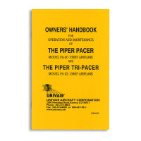 20WM135   PIPER PA-20/22 135HP OWNERS MANUAL