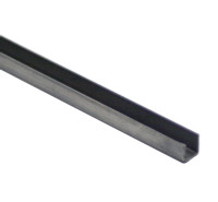 X141472   STEEL U CHANNEL - 1/4 INCH x 6 FT