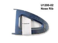 RK-1103   UNIVAIR PA-11 RIB KIT - RIGHT WITH TANK BAY - FITS PIPER