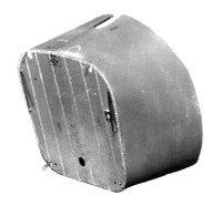 U14849-000   PIPER PA-18 FUSELAGE COWL ASSEMBLY