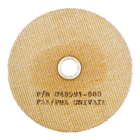 U40991-000   UNIVAIR PULLEY - 2.75 x 3/8 INCH - FITS PIPER