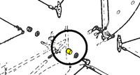 U80012-017   UNIVAIR ELEVATOR HORN ATTACH BUSHING - FITS PIPER