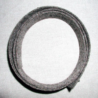 -10016-021   PIPER FELT FUEL TANK STRAP - BOTTOM