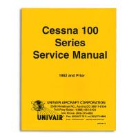 UD138-13   CESSNA 100 SERIES SERVICE MANUAL 1953-62