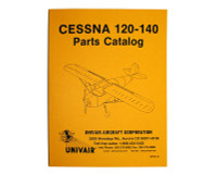 UP104-12   CESSNA 120/140 PARTS MANUAL 1946-49