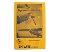 UP123-13   CESSNA 120/140 OWNERS MANUAL 1946-48