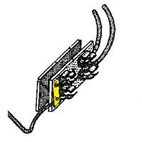 -10438-000   PIPER FUSE TERMINAL JUMPER
