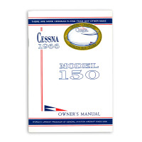 D326-13   CESSNA 150F OWNERS MANUAL 1966