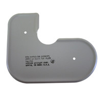 U60742-000   UNIVAIR TAIL INSPECTION PLATE - LEFT - FITS PIPER