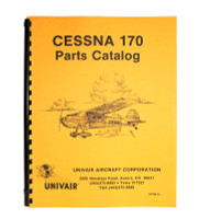 UP106-12   CESSNA 170 PARTS CATALOG 1948