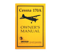 UP125-13   CESSNA 170A OWNERS MANUAL 1949-51