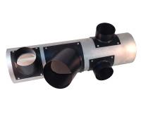 U70963-000   UNIVAIR MUFFLER SHROUD - FITS PIPER