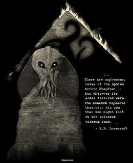 Cthulhu Sphinx