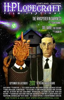 Portland 2011 hpl film festival poster