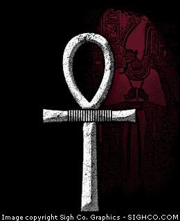 Osiris Ankh